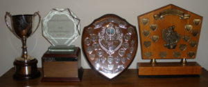 Points Competition Trophies