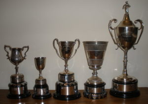 Single Distance Trophies