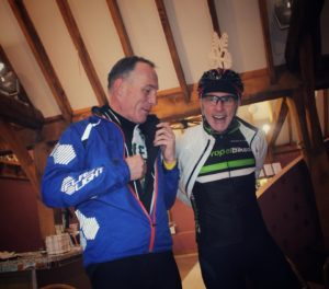 Reg Porter Tourist Trail - James Geldart and Micky Turner - Emma Gearing
